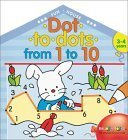 Dot-to-Dots from 1 to 10: Fun House Paperbacks Sterling Publishing