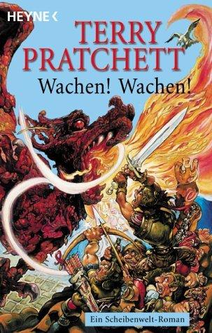 Wachen! Wachen! (Scheibenwelt, #8) Terry Pratchett