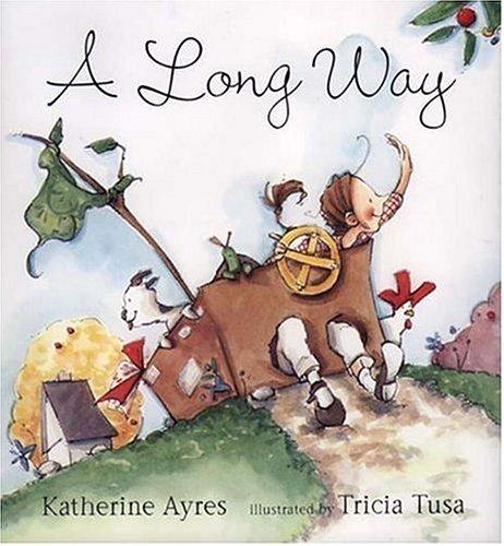 A Long Way Katherine Ayres