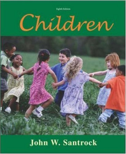 Children with Lifemap CD-ROM and Powerweb  by  John W. Santrock