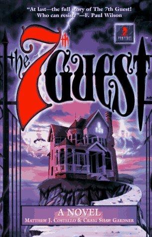 The 7th Guest: A Novel Matthew J. Costello