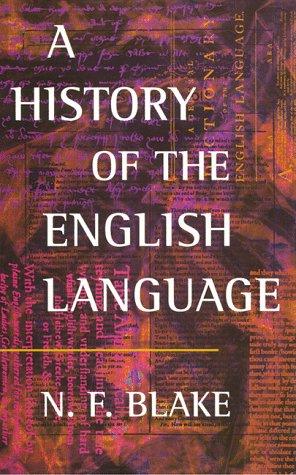 Introduction To English Language N.F. Blake