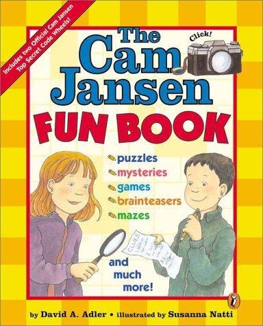 The Cam Jansen Fun Book David A. Adler