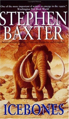 Icebones (Mammoth, #3)  by  Stephen Baxter