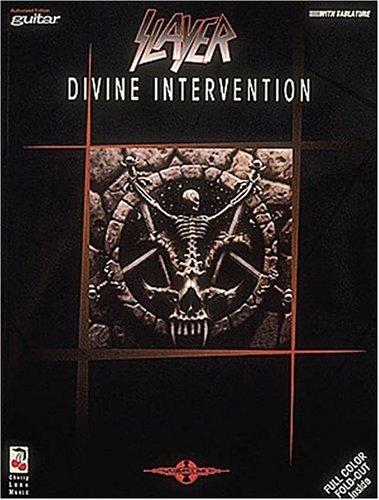 Slayer - Divine Intervention*  by  Slayer