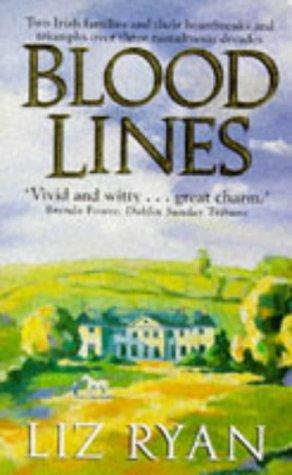 Blood Lines Liz Ryan