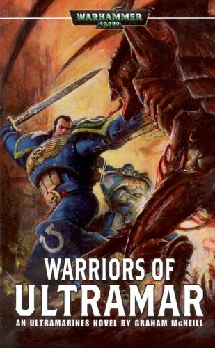 Warriors of Ultramar  by  Graham McNeill