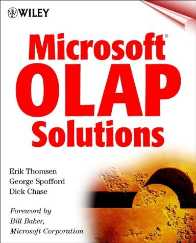 Microsoft OLAP Solutions [With *]  by  Erik Thomsen