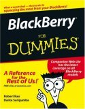 Blackberry Storm for Dummies  by  Robert Kao