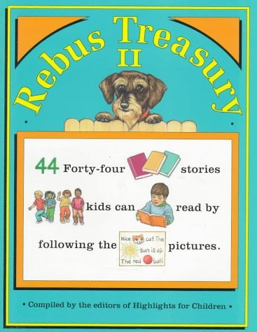 Rebus Treasury 2  by  Highlights for Children
