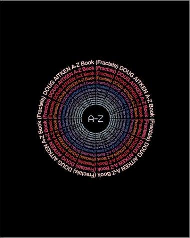 Doug Aitken A-Z Book  by  Doug Aitken