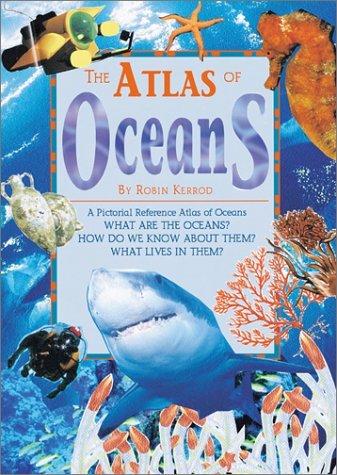 Atlas Of Oceans, The  by  Linda Sonntag