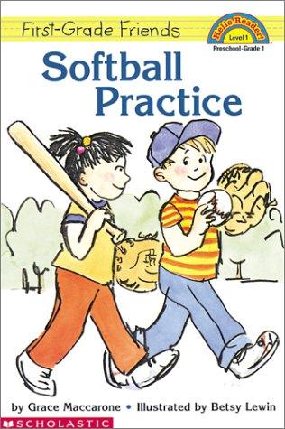 Softball Practice  by  Grace Maccarone