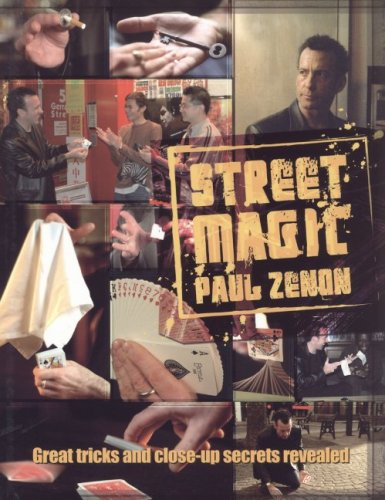 Magic of the Mind: Tricks for the Master Magician Paul Zenon