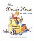 Miss Mouses House  by  David Fleming