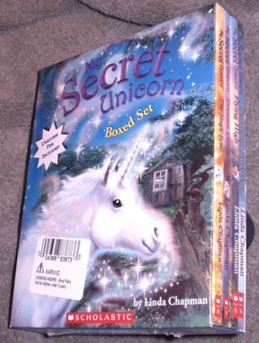 My Secret Unicorn Boxed Set With A Unicorn Pen Included  by  Linda Chapman