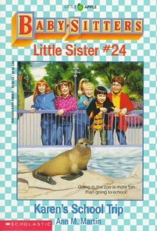 Karens School Trip (Baby-Sitters Little Sister, #24)  by  Ann M. Martin