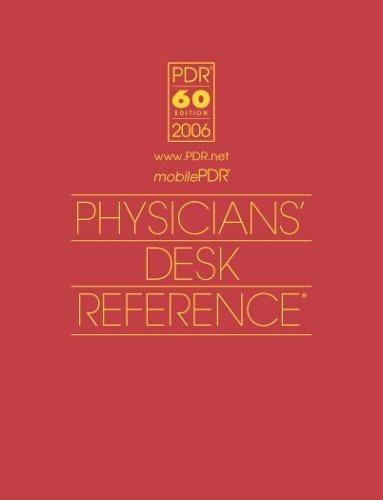 Physicians Desk Reference 2006 Physicians Desk Reference