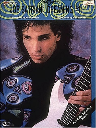 Joe Satriani - Dreaming #11  by  Joe Satriani