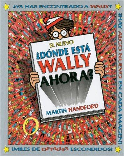 El Nuevo ¿Dónde está Wally Ahora? Martin Handford