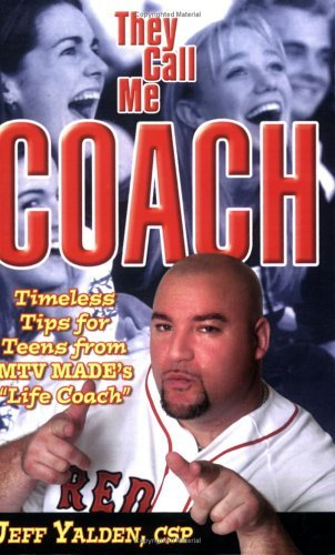 They Call Me Coach  by  Jeff Yalden