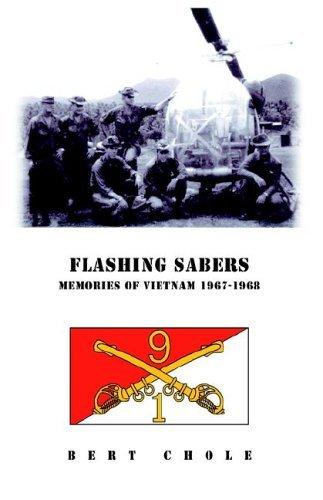Flashing Sabers Bert Chole