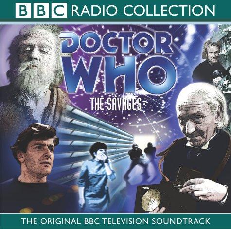 Doctor Who: The Savages Ian Stuart Black