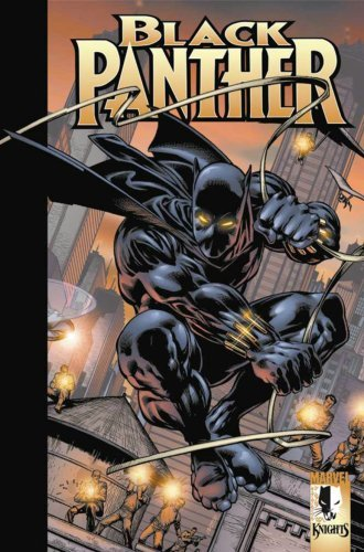 Black Panther: Enemy Of The State Christopher J. Priest