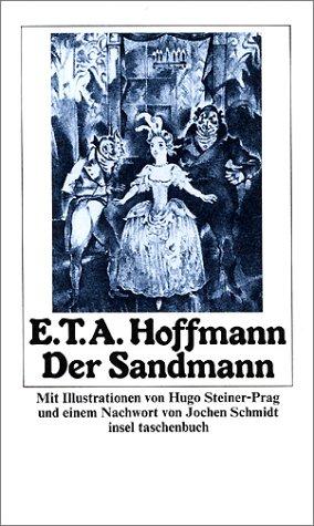 El cascanueces E.T.A. Hoffmann