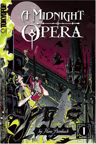 A Midnight Opera Volume 1 Hanzo Steinbach