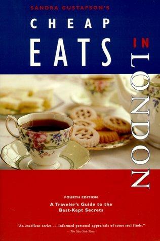 Sandra Gustafsons Cheap Eats in London  by  Sandra Gustafson