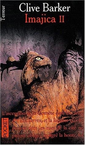 Imajica II  by  Clive Barker