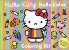Hello Color! Coloring Kit  by  Sandra Higashi