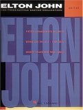 Elton John - The Fingerstyle Collection  by  Hal Leonard Publishing Company