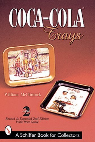 Coca-Cola Trays  by  William McClintock