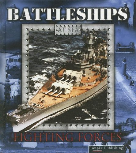 Battleships at Sea  by  Lynn M. Stone