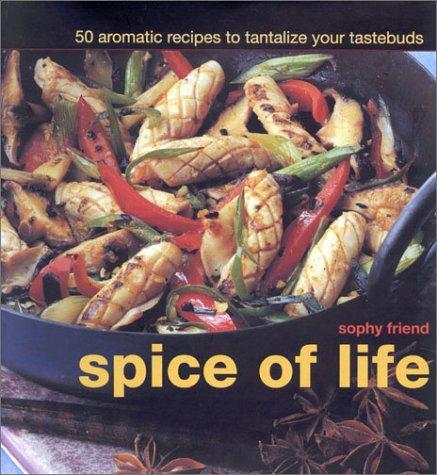 Spice of Life Kate Whiteman