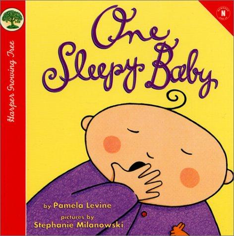 One Sleepy Baby  by  Pamela Levine
