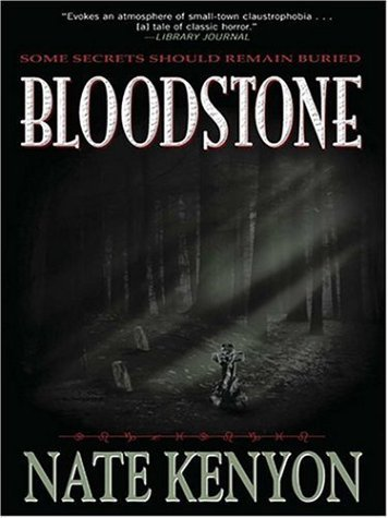 Bloodstone (Five Star)  by  Nate Kenyon