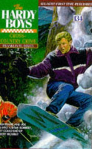 Cross-Country Crime (Hardy Boys, #134) Franklin W. Dixon