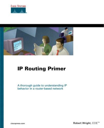 IP Routing Primer Robert  Wright