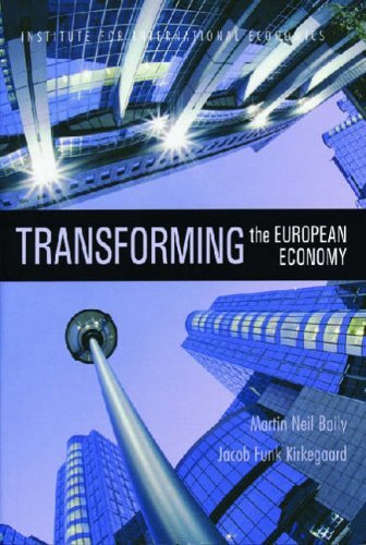 Transforming the European Economy  by  Martin N. Baily