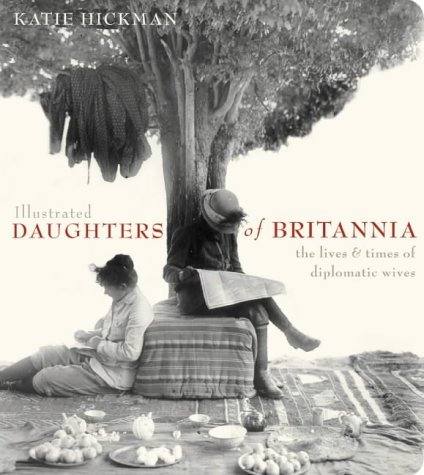 Illustrated Daughters of Britannia  by  Katie Hickman