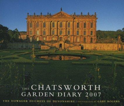 The Chatsworth Garden Diary Deborah Cavendish
