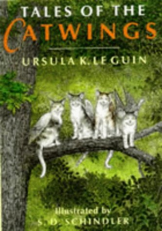 Tales Of The Catwings  by  Ursula K. Le Guin