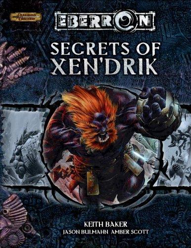 Secrets of Xendrik  by  Keith Baker