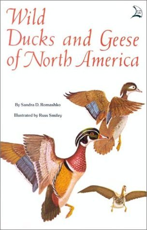 Wild Ducks and Geese of North America (Leisure and learning series)  by  Sandra Romashko