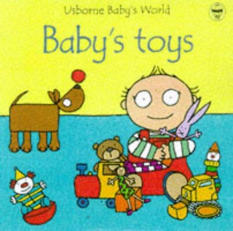 Babys Toys  by  Fiona Watt