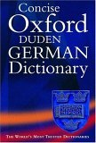 The Concise Oxford-Duden German Dictionary Michael Clark