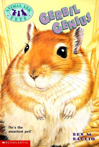 Gerbil Genius (Animal Ark Pets #9) Ben M. Baglio
